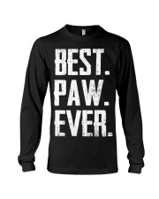 New - Best Paw Ever Long Sleeve Tee thumbnail