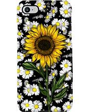Sunflower art case Phone Case i-phone-7-case