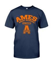 Ames Alumni Iowa Classic T-Shirt front