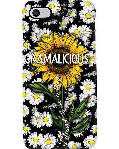 Blessed to be called Gramalicious - Sunflower art