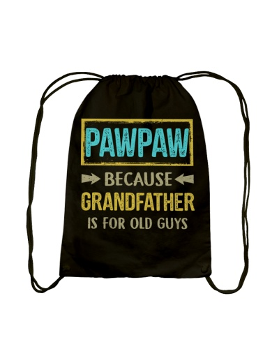 Pawpaw Cooler Grandfather - Back