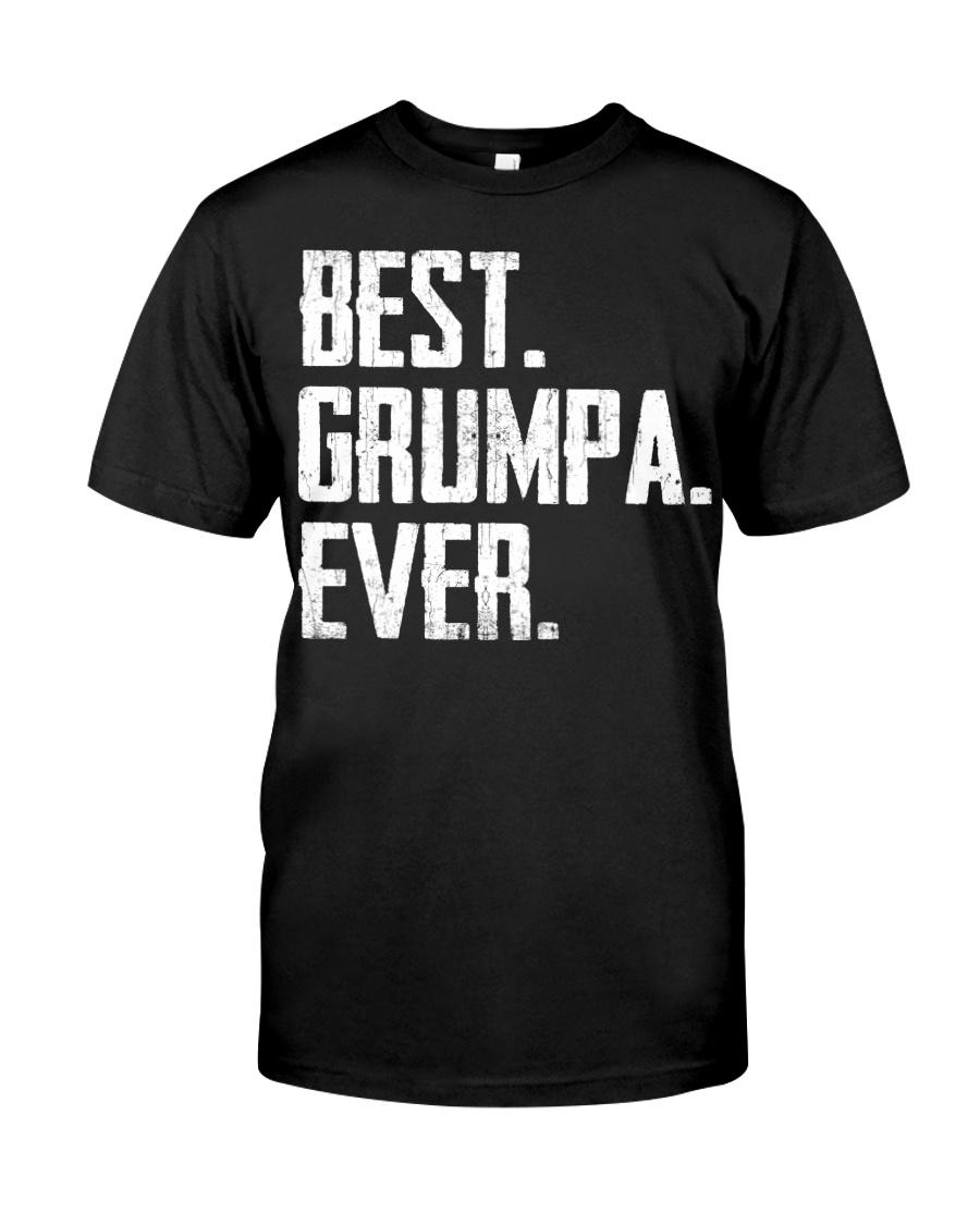 New - Best Grumpa Ever Classic T-Shirt