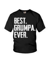 New - Best Grumpa Ever Youth T-Shirt thumbnail