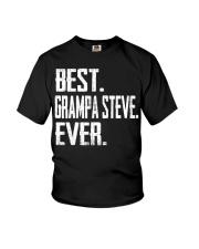 Best Grampa Steve Ever Youth T-Shirt thumbnail