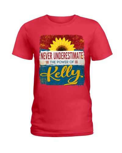 Never underestimate the power of Kelly