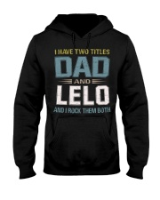 I have two titles Dad and lelo - RV10 Hooded Sweatshirt thumbnail