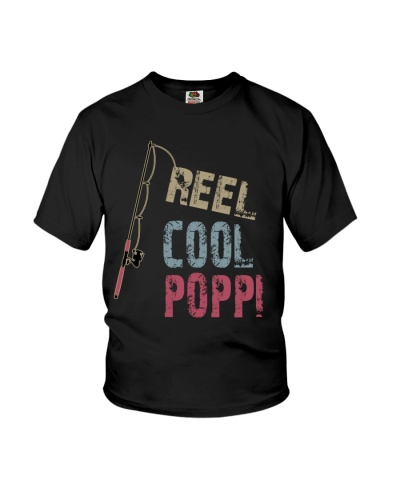 Reel cool poppi black