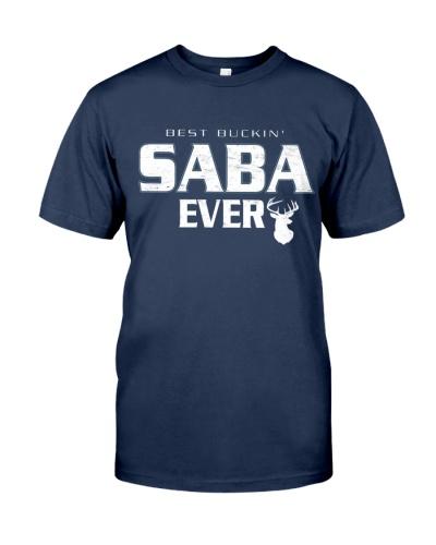 Best buckin' Saba ever RV1