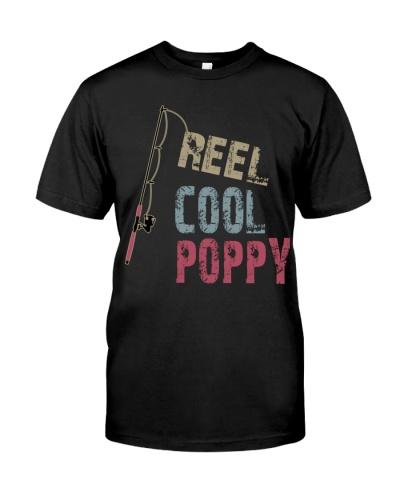Reel cool poppy black