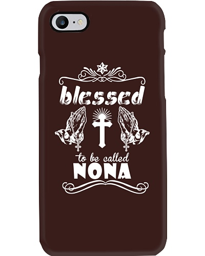 Blessed to be called nona  prays