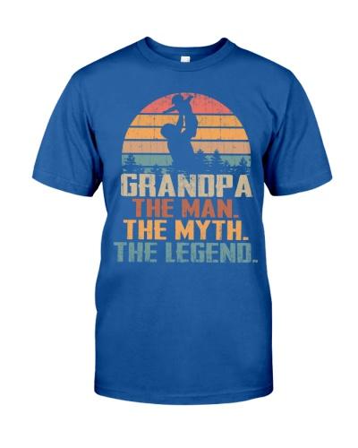 Grandpa - The Man - The Myth - V1