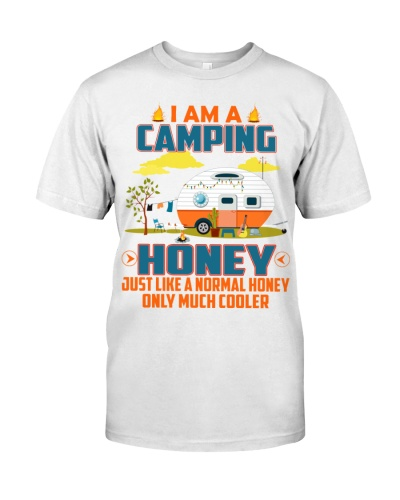 HONEY- CAMPING COOLER