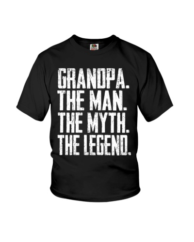 Grandpa - The Man - The Myth - V2