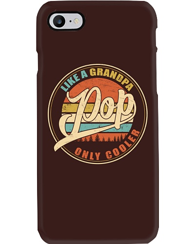 Like a Grandpa - Pop only cooler