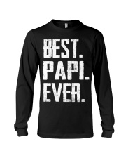 New - Best Papi Ever Long Sleeve Tee thumbnail