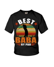 Best Baba By Par Youth T-Shirt thumbnail