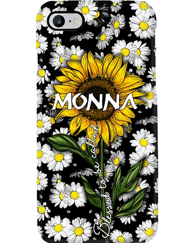 Blessed to be called Monna - Sunflower art