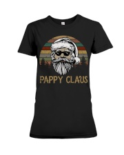 A4 Pappy Claus Premium Fit Ladies Tee thumbnail