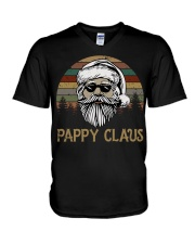 A4 Pappy Claus V-Neck T-Shirt tile