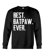 New Best Batpaw Ever Crewneck Sweatshirt thumbnail