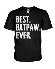 New Best Batpaw Ever V-Neck T-Shirt thumbnail