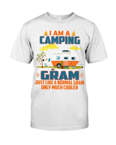 GRAM- CAMPING COOLER