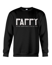 Pappy because grandfather for old guy - RV4 Crewneck Sweatshirt thumbnail