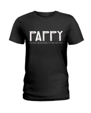 Pappy because grandfather for old guy - RV4 Ladies T-Shirt thumbnail