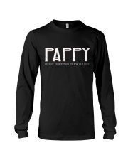 Pappy because grandfather for old guy - RV4 Long Sleeve Tee thumbnail