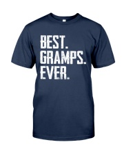 Best Gramps Ever - V1 Classic T-Shirt front