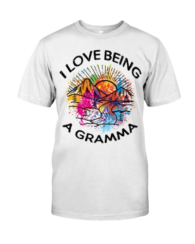 I love being A GRAMMA-H