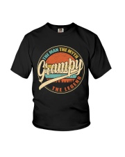 Grampy - The Man - The Myth Youth T-Shirt tile