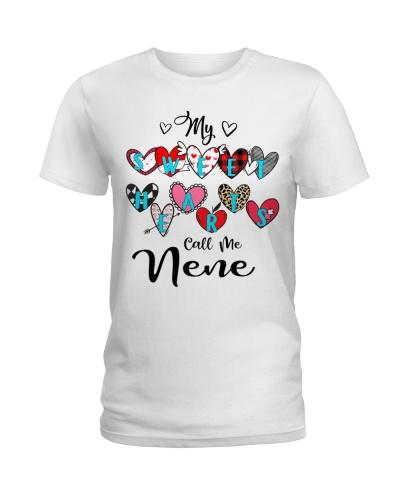 My Sweet hearts call me Nene