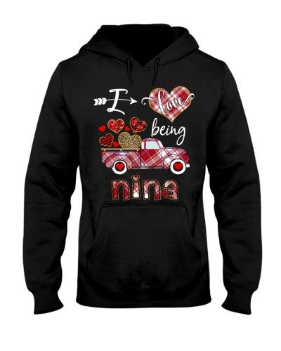 I Love Being nina - A1