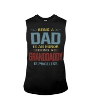 Being a Granddaddy is priceless Sleeveless Tee thumbnail
