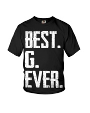 New - Best G Ever Youth T-Shirt thumbnail