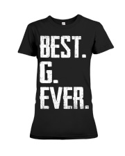 New - Best G Ever Premium Fit Ladies Tee thumbnail
