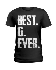 New - Best G Ever Ladies T-Shirt thumbnail