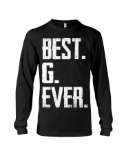 New - Best G Ever Long Sleeve Tee thumbnail