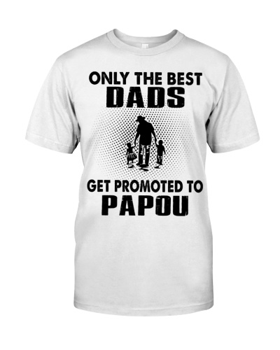 The best dads-promoted to PAPOU