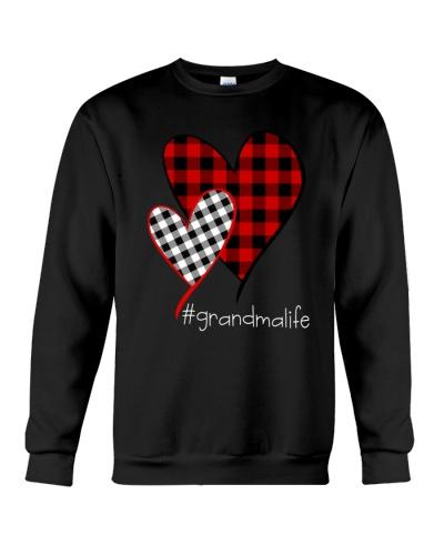 Love Grandma Life - 2 Heart