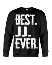 New - Best JJ Ever Crewneck Sweatshirt thumbnail