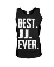 New - Best JJ Ever Unisex Tank thumbnail