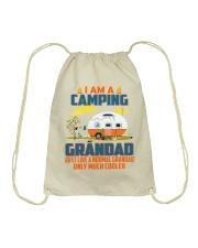 Grandad - Camping Cooler Drawstring Bag thumbnail