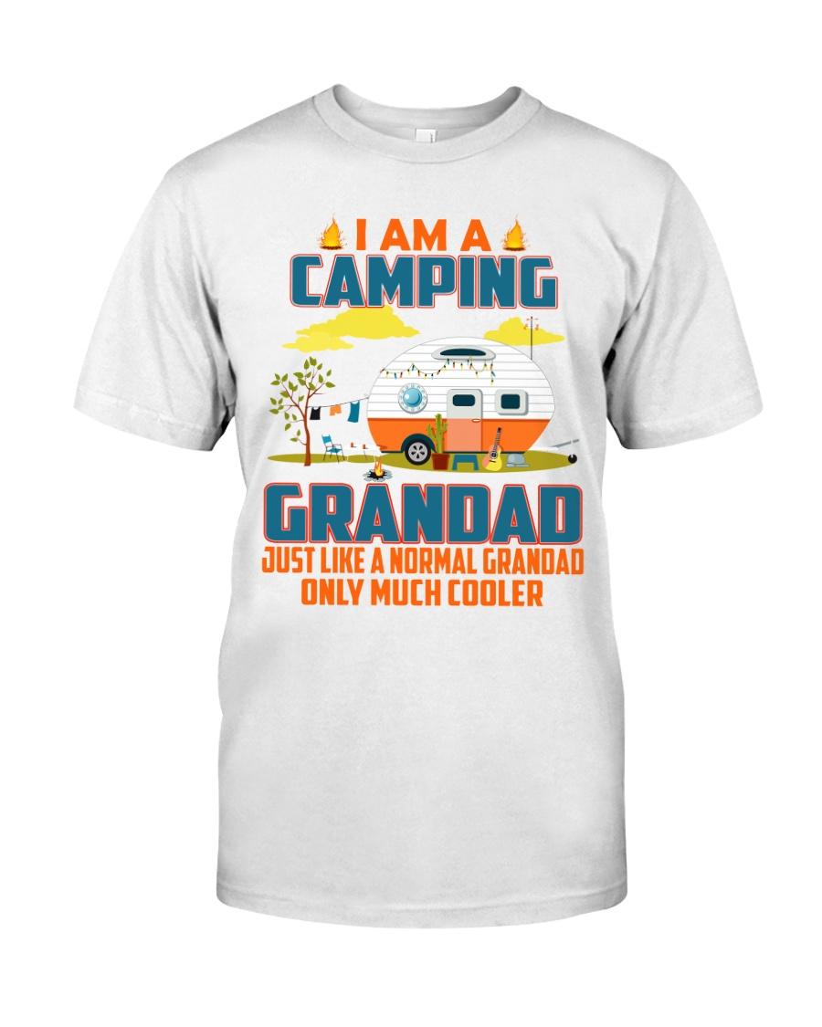 Grandad - Camping Cooler Classic T-Shirt