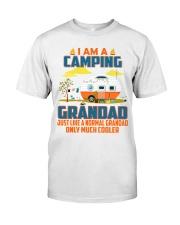 Grandad - Camping Cooler Classic T-Shirt front