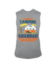 Grandad - Camping Cooler Sleeveless Tee thumbnail