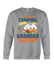 Grandad - Camping Cooler Crewneck Sweatshirt thumbnail