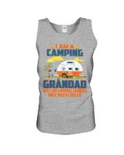 Grandad - Camping Cooler Unisex Tank thumbnail