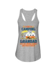 Grandad - Camping Cooler Ladies Flowy Tank thumbnail